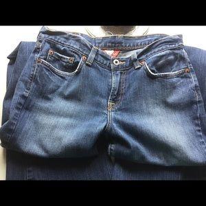 Lucky Brand blue jeans Sweet N' Low 8 x 29